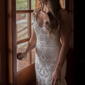 Allure Backless Wedding Dress